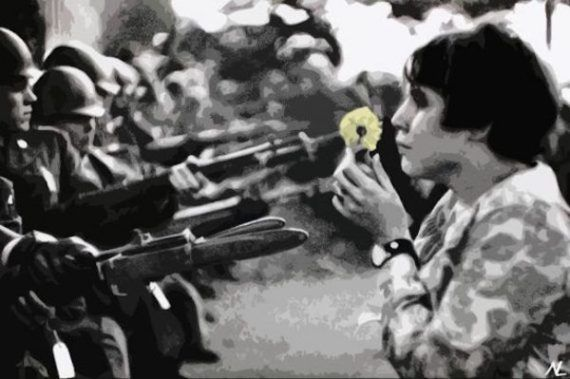How the 1960's Anti-War/Psychedelic Hippie Movement was Created by Military Intel