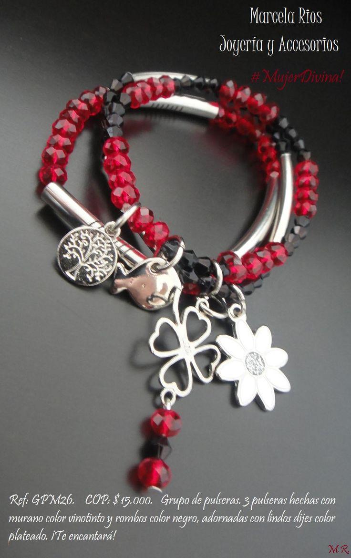 Creamos joyería y accesorios que simplemente te encantarán.  Síguenos en: http://www.facebook.com/mrjoyeriayaccesorios…