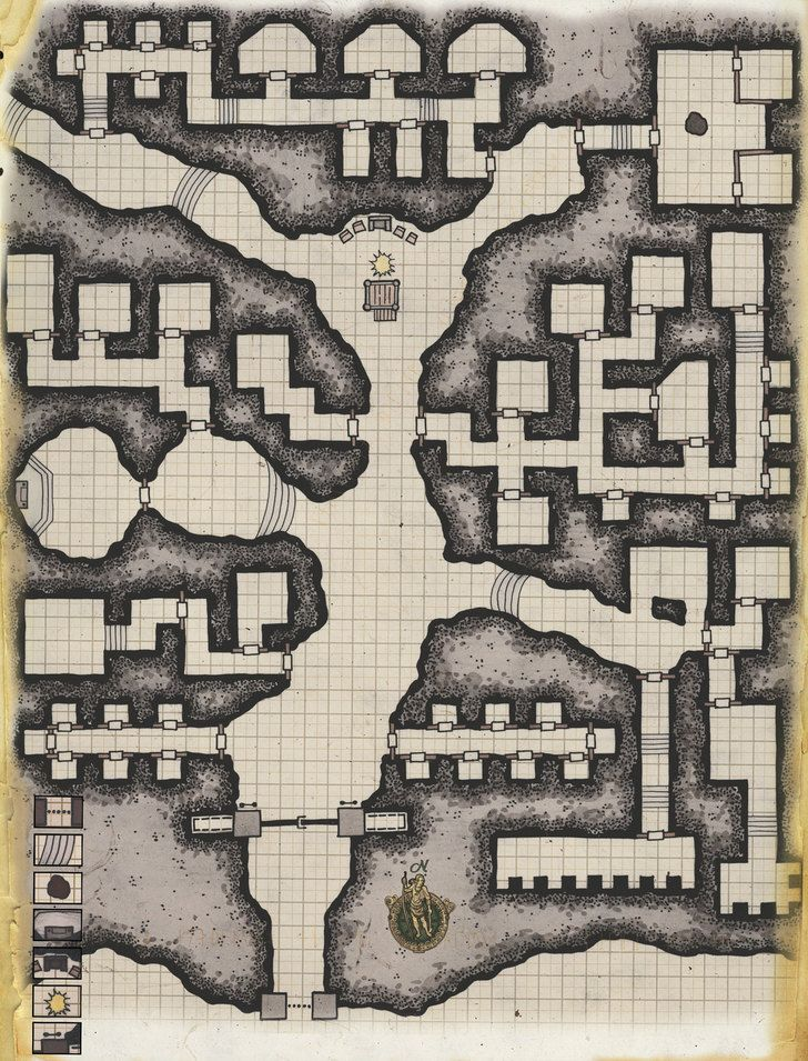 You asked for more, so here you go. Random dungeon/building maps I've used over the last 3 years for D&D - Album on Imgur
