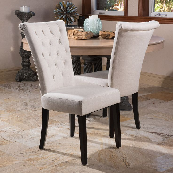 best 25+ fabric dining room chairs ideas on pinterest