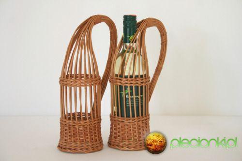 Kosze na butelkę wina