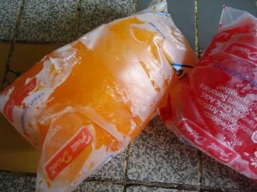 Bag juice