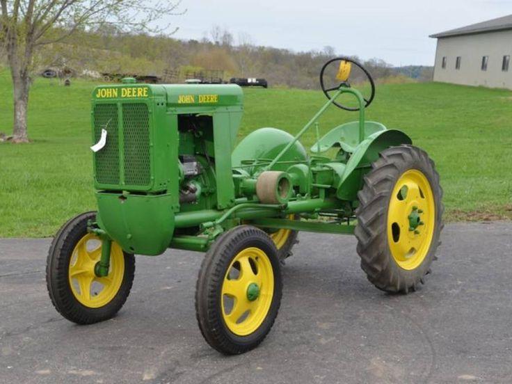 Antique John Deere Lawn Tractors : Best antique john deere tractors images on pinterest