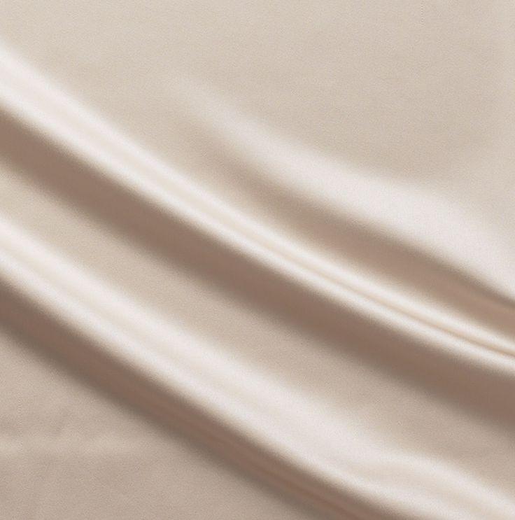 Latte Opera Satin Linen