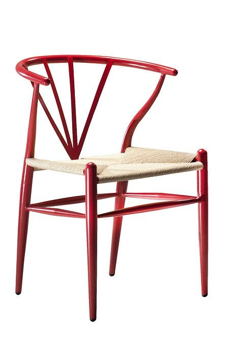 Red Chair Delta / Product available on e-HomeLovers.pl