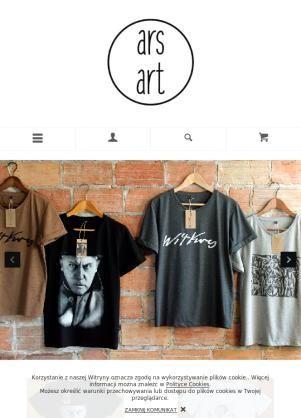 Website review | arsart.com.pl