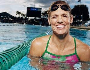 Dara Torres, US Olympian, Swimming
