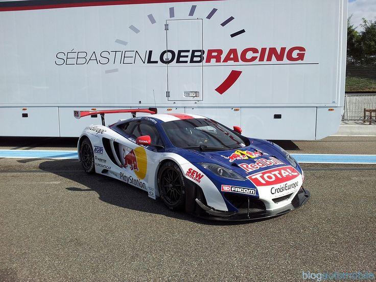 A la découverte du Sébastien Loeb Racing