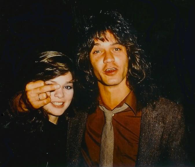 Eddie and Val