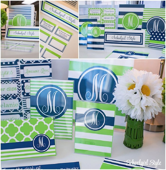 Navy Classroom Decor ~ Best images about preppy nautical lime green on