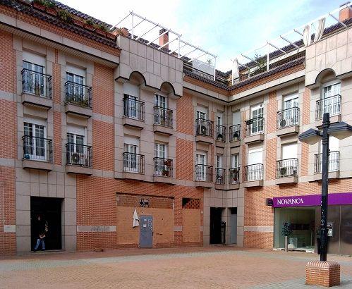 Local comercial en venta o alquiler, centro de Leganés
