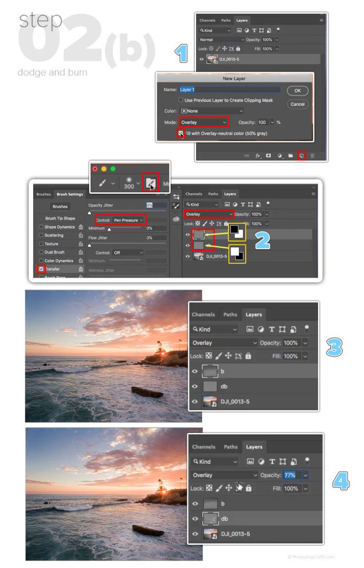 How to edit your photos in CC. Any photo better