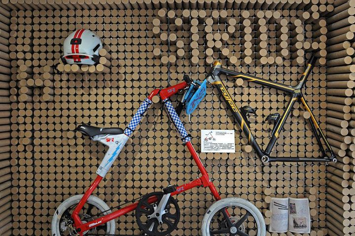 Spread by GUM bicycle store eureka Hong Kong 03 Spread by GUM bike shop by eureka, Hong Kong
