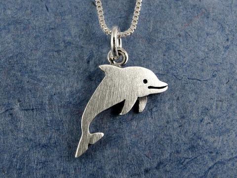 8297e0299eef Collar Mini Amigo Dolphin