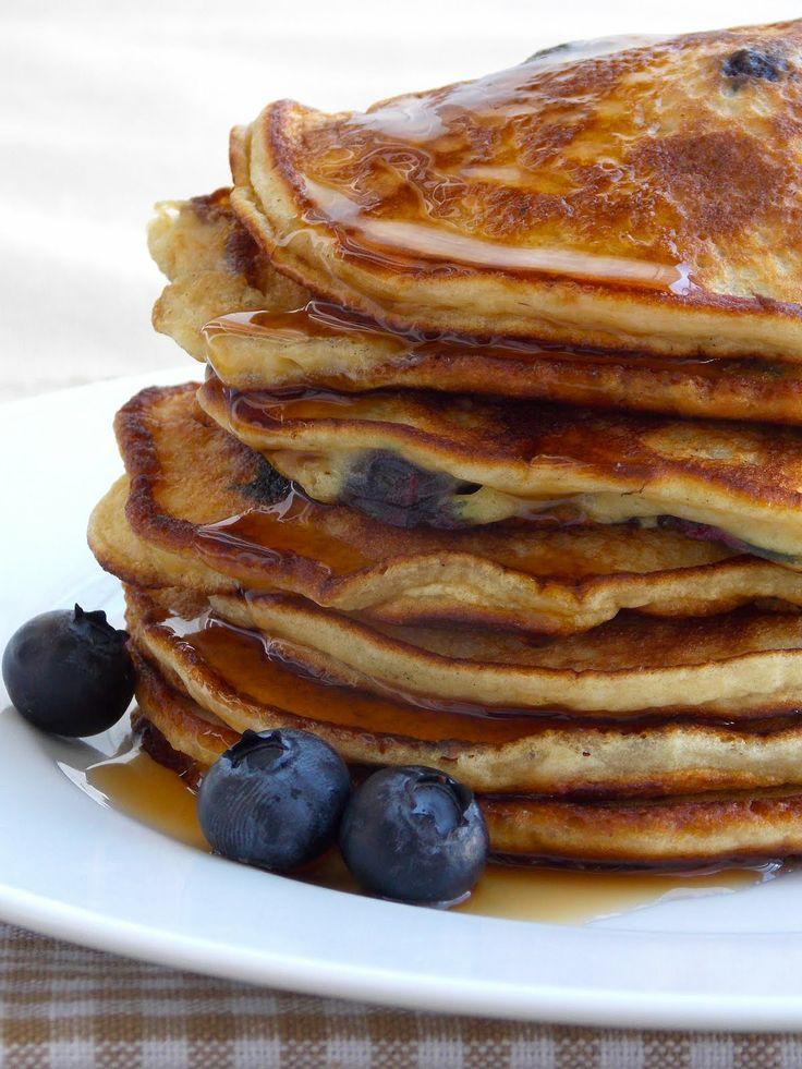 Shopgirl: Light & Healthy Two Ingredient Pancakes