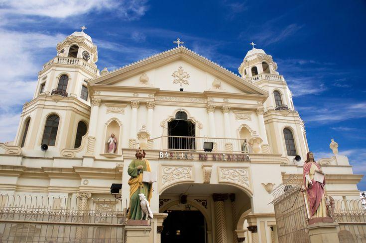 スペイン人宣教師たちの命によって建てられたキアポ教会。マニラ 観光・旅行おすすめのスポット!