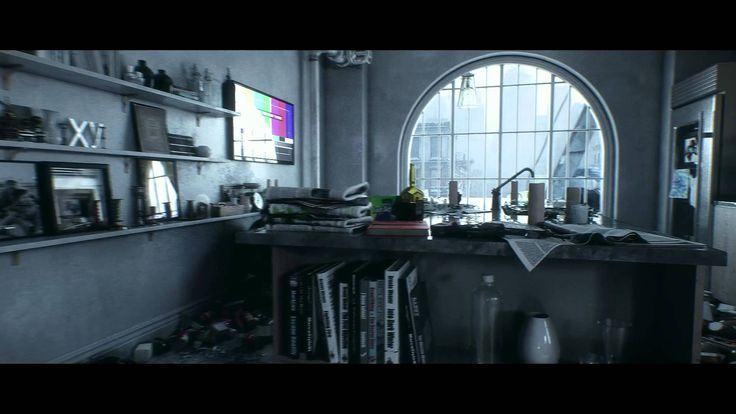 Tom Clancy's The Division E3 2014 Official Cinematic Trailer [US]  -- Nice concept and direction!