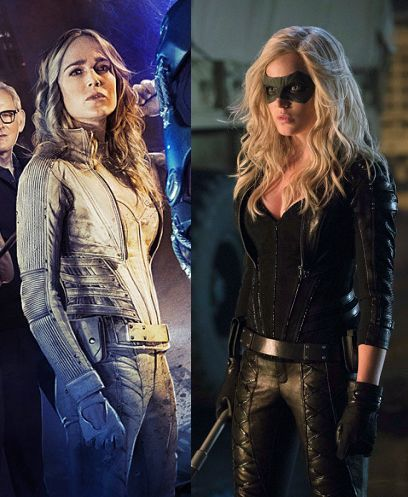 From Canary to White Canary LEGENDS OF TOMORROW