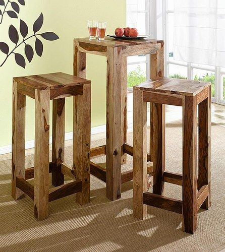 les 25 meilleures id es de la cat gorie table haute bois sur pinterest table haute table. Black Bedroom Furniture Sets. Home Design Ideas