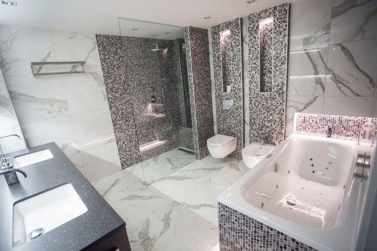 De Eerste Kamer - Italiaanse Badkamer - Hoog ■ Exclusieve woon- en tuin inspiratie.