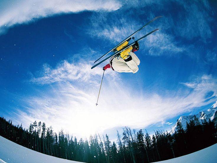 No. 23: Esquiar