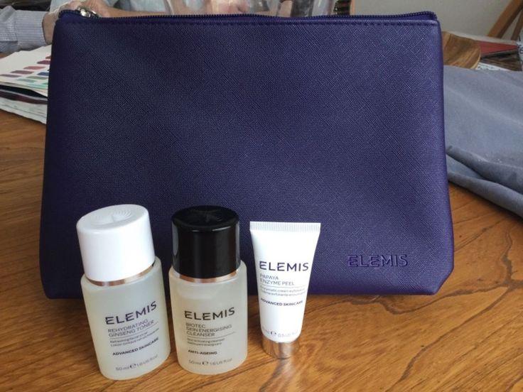 BN Elemis Skincare Gift Set & Bag - ginseng toner, cleanser, papaya enzyme peel | Health & Beauty, Facial Skin Care, Kits & Gift-Sets | eBay!