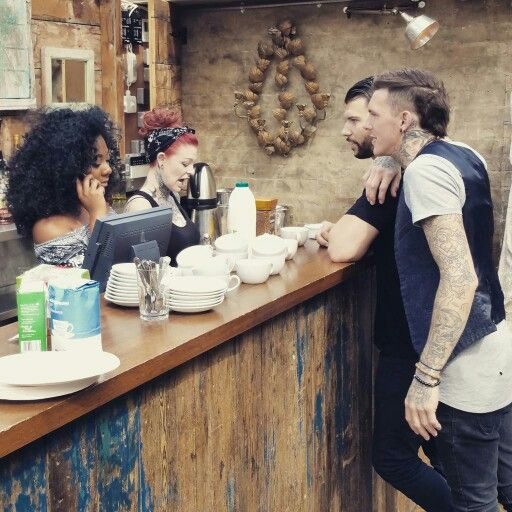 Tattoo Fixers love these four