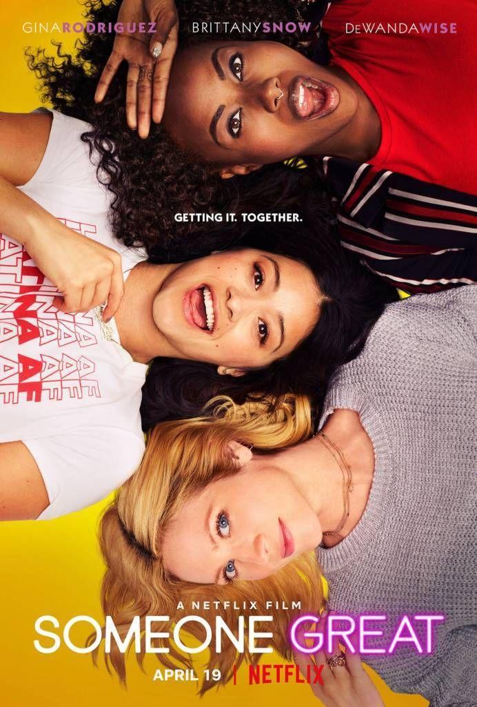 1st Trailer For Netflix Original Movie Someone Great Vanndigital Netflix Original Movies Netflix Movies Great Movies