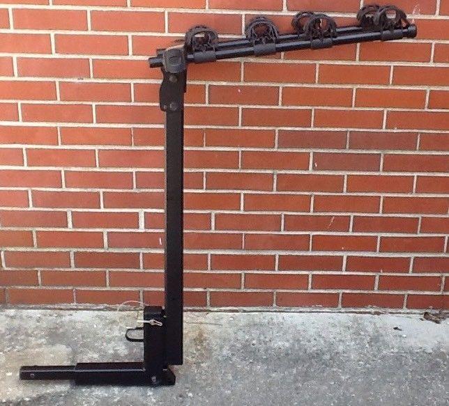 "Thule Parkway 4 Bike Hitch Rack 1.25"" Model 957 #Thule"