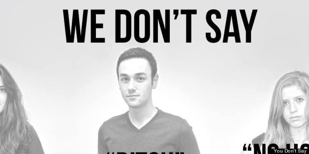"""INJUSTICE PROJECTS:  """"Duke's 'You Don't Say' Campaign Reminds You Which Words Shouldn't Be Used As Slang"""""""