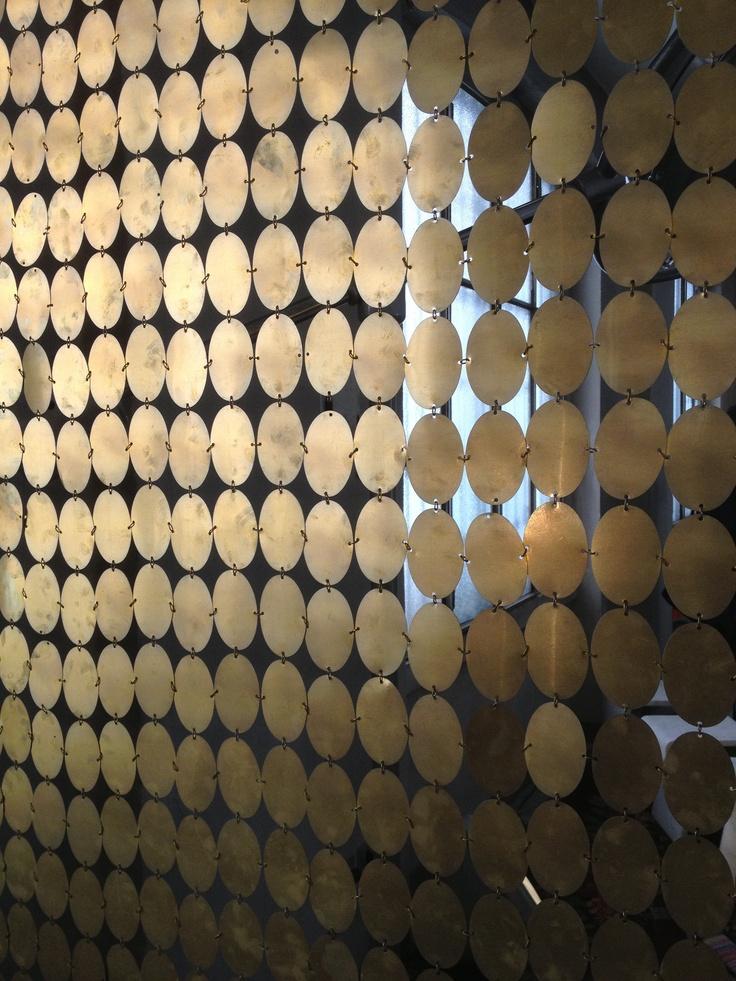 Brass Curtain