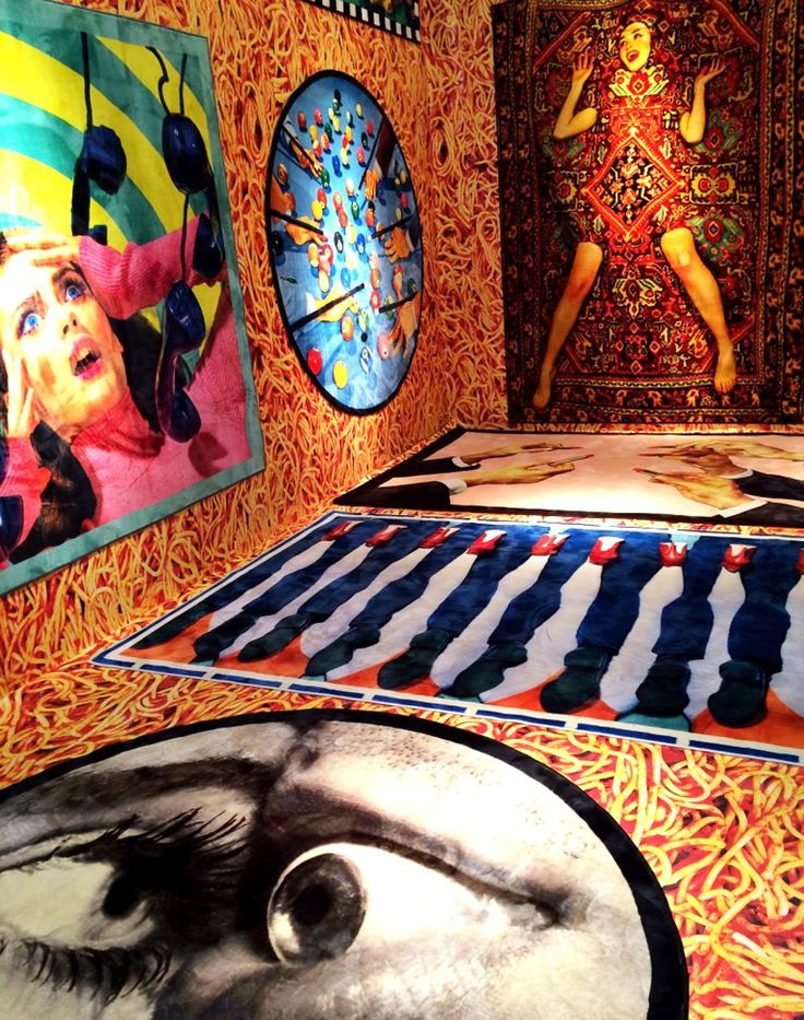 8 best seletti toiletpaper images on pinterest circular rugs seletti toiletpaper fall masion et object rug collection designboom gumiabroncs Images