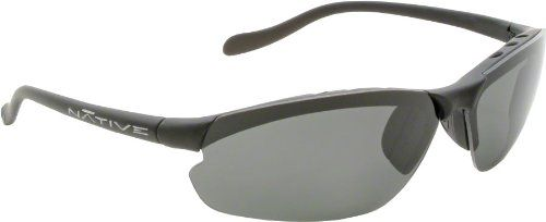 Native Eyewear 2015 Dash XP Interchangeable Polarized Lens Sunglasses (Asphalt Frame - Gray Lens). Free Shipping on All Native!. Polarized Crystal Carbonate Lenses for Optical Clarity. Lightweight Plastic Frames Ensure Comfort & Durability. Replacement Lenses Available on Most Styles. Arms: 128mm.