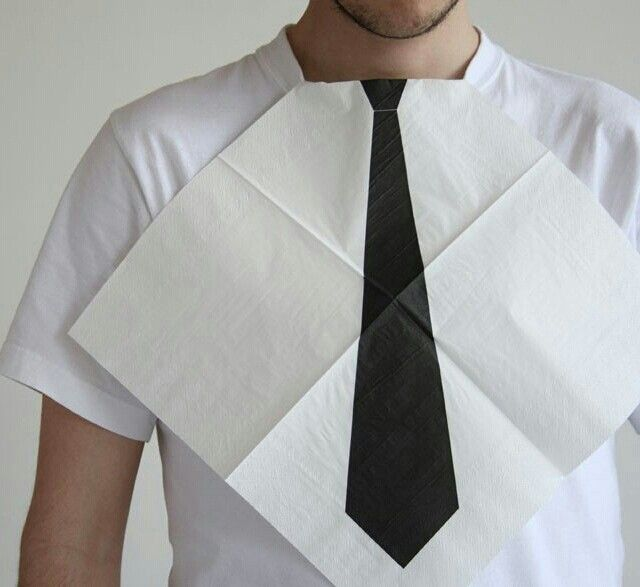 These are necessary. Tie napkins for my HIMYM wedding! :)