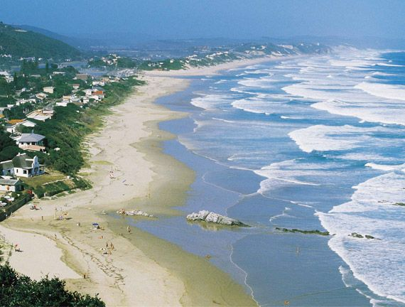 The Garden Route has an oceanic climate, with mild to warm summers, and mild to cool winters. According to the Guinness Book of Records, the Garden Route has the mildest climate in South Africa and the second mildest climate in the world after Hawaii. Temperatures rarely fall below 10°C in winter and rarely climb beyond 28°C in summer.