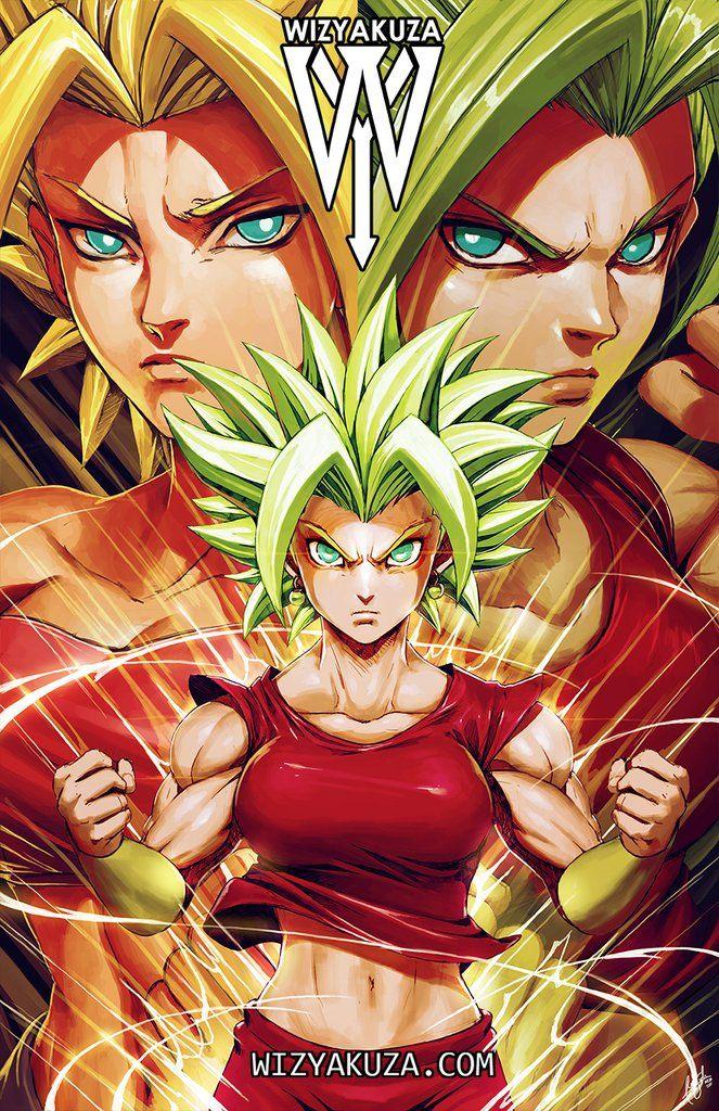 Female Fusion | Dragon ball | Dragon ball, Dragon ball z