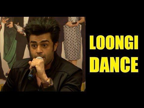EXCLUSIVE VIDEO Manish Paul sings LOONGI DANCE in Bengali.