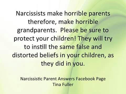 """My mother, the Toxic and Malignant Narcissist Grandmother. My daughter is well guarded now through No Contact and has been steadily educated about Narcissist and Sociopath abuse. With time, we have worked through her Grandmother's behavior until my daughter understood she was never to blame for the situation and there was nothing wrong with or """"unloveable"""" about her. We survived and have healed by miles. Protect your children. I can never emphasize this enough. ~ A.L.N."""