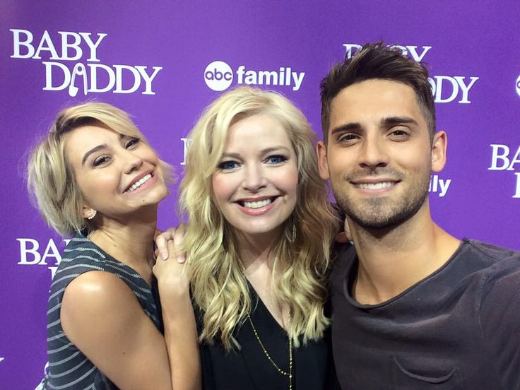 Chelsea Kane, Melissa Peterman and Jean-Luc Bilodeau at the D23 Expo 2015