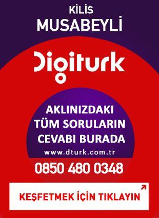 Digiturk Musabeyli - Servis Satış Noktası - 0348 Kilis