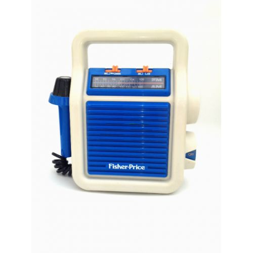 Fisher-Price Radio