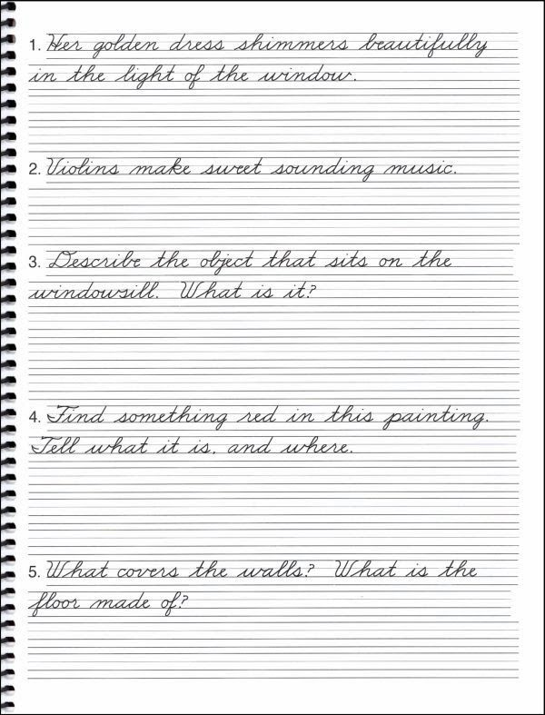 Cursive Writing Worksheets Pdf Template Business With Images
