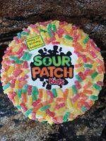 Sour Patch Kids Cake