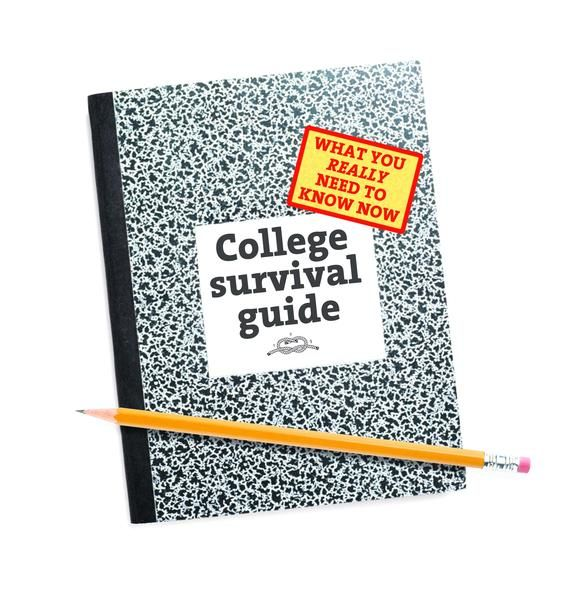 College Survival Guide.  Great site