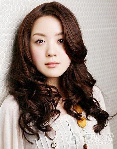 Koreanische beliebte Frisuren für Frauen: Populär Frisuren For Mollig Gesichter ~ frauenfrisur.com Frisuren Inspiration