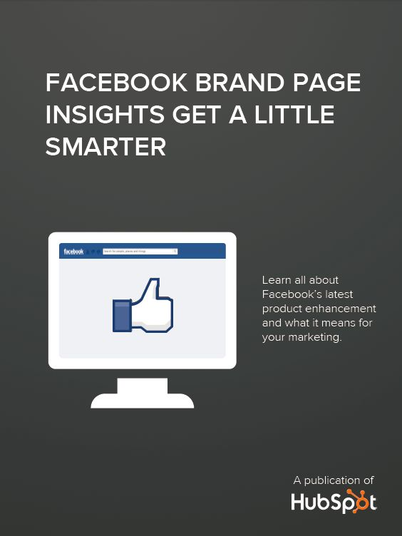 153 best helpful marketing ebooks images on pinterest inbound free ebook facebook insights get a little smarter fandeluxe Choice Image