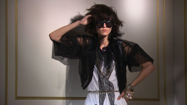 Lanvin ♥ H&M Look Book. Video by Barracuda Film & TV.