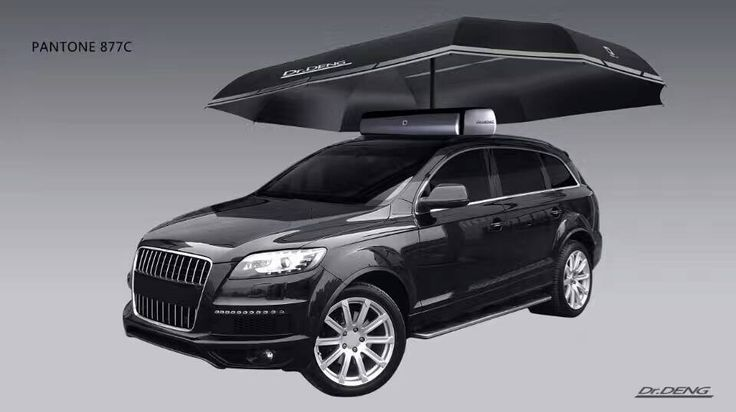 http://stores.ebay.com/caumbrell0 When we first see the smart car umbrella, we are impressed by its unique features. The umbrella is used horizontally and vertically. That is why it not only save your car from harm and damage did by scorching sun, but protect drivers and passengers from the falling rain when getting off.