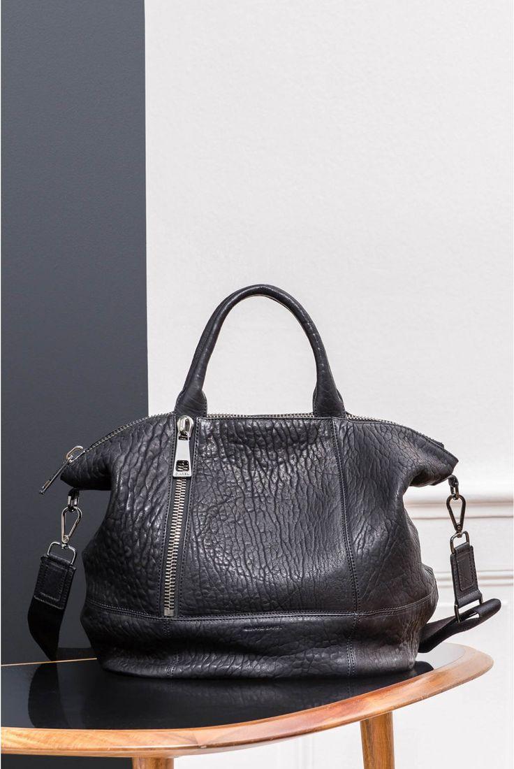 Soldes | sac noir, le westbourne | gerard darel