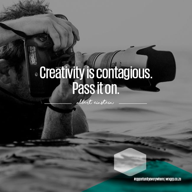 Show your creativity to the world, so others can learn from you!  #MondayMotivation #Quotes